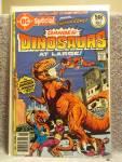 Captain Comet, Danger, Dinosaurs At Large No. 27