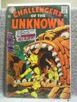 Challengers Of The Unknown No. 59