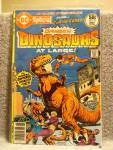 Danger, Dinosaurs At Large No. 27