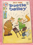Beetle Bailey Comic Book No. 105, 1974