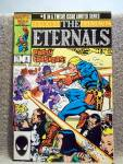 Eternals No. 8 Of 12 Of Limited Issue Series