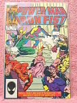 Power Man And Iron Fist Comic Book No. 110