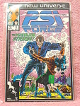 Psi Force Comic Book No. 5