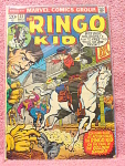 The Ringo Kid Comic Book No. 23, 1972