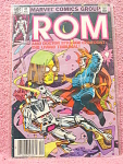 Rom Comic Book No. 41