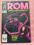 Rom Comic Book No. 47