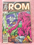 Rom Comic Book No. 60