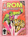 Rom Comic Book No. 72