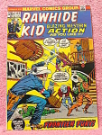 The Rawhide Kid Comic Book No. 112, 1973