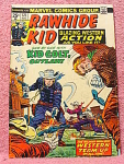 The Rawhide Kid Comic Book No. 121, 1974