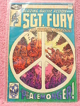 Sgt. Fury Comic Book No. 161