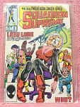 Squadron Supreme, No. 4 In A 12 Issue Series Comic Book