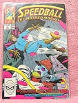 Speedball, The Masked Marvel Comic Book No. 7