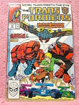The Transformers Comic Book No. 37