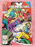 The X Terminators Comic Book No. 3