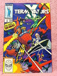 The X Terminators Comic Book No. 4