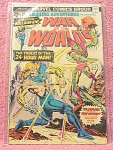 Amazing Adventures, War Of The Worlds Comic Book No. 35