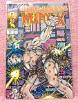 Weapon X Comic Book No. 82