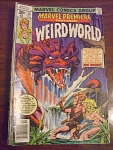 1977 Marvel Premiere No. 38 Featuring Weirdworld