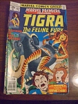 1979 Marvel Premiere No. 42 Featuring Tigra The Feline