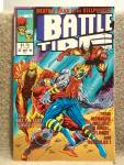 Battle Tide, 3 Of 4 Issue Limited Series