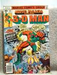1977 Marvel Premiere Featuring 3d Man, No. 35