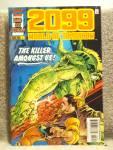 2099 World Of Tomorrow, Vol. 1, No. 3, 1996