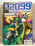 2099 World Of Tomorrow, Vol. 1, No. 4, 1996