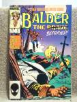Balder The Brave, 2 Of 4 Issue Limited Series