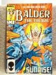 Balder The Brave, 4 Of 4 Issue Limited Series
