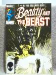 Beauty And The Beast, 1 Of 4 Issue Limited Series