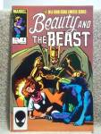Beauty And The Beast, 4 Of 4 Issue Limited Series