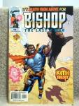 Bishop, The Last X-man, Vol. 1, No. 4