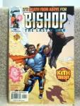Bishop, The Last X-man, Vol. 1, No. 4