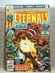 The Eternals Vol. 1, No. 9