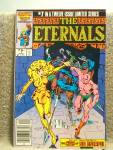 Eternals No. 7 Of 12 Of Limited Issue Series