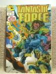 Fantastic Force Vol. 1, No. 1