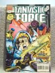 Fantastic Force Vol. 1, No. 2