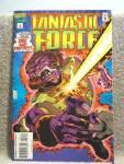 Fantastic Force Vol. 1, No. 3