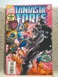 Fantastic Force Vol. 1, No. 4