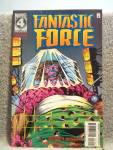 Fantastic Force Vol. 1, No. 16