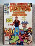 Fred Hembeck Destroys The Marvel Universe Vol. 1, No. 1
