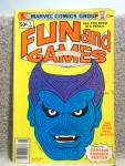 Marvel Fun And Games Magazine No. 5