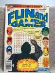 Marvel Fun And Games Magazine No. 6