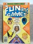 Marvel Fun And Games Magazine No. 11