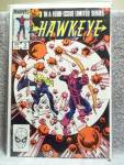 Hawkeye No. 3 Of 4 Limited Issue Series