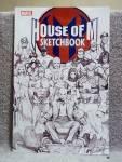 House Of M Sketchbook