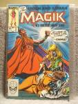 Magik No. 3 Of 4 Limited Series