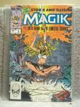 Magik No. 4 Of 4 Limited Series