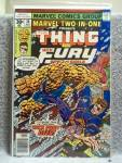 Marvel Two In One Vol. 1, No. 26